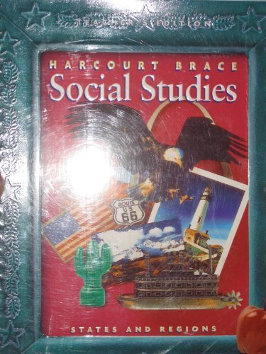 States and regions teachers edition harcourt brace social states and regions teachers edition harcourt brace social studies etc dr richard g boehm 9780153121074 amazon books fandeluxe Images