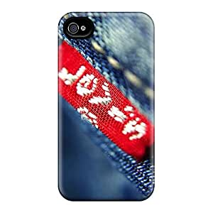 New Arrival Premium 4/4s Case Cover For Iphone (levis)
