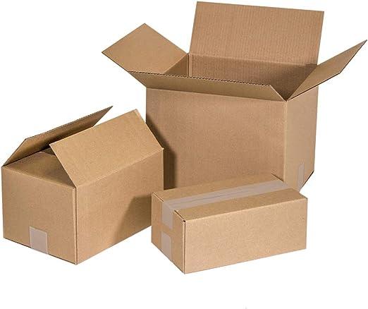 Kartox | Cajas de Cartón | Canal Simple Reforzado | Caja ...