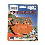ebc brakes fa640V V-Pad semi-sintered Touring para bicicleta freno de disco Pad