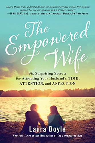The Empowered Wife: Six Surprising Secrets for Attracting Your Husband's Time, Attention, and Affection cover