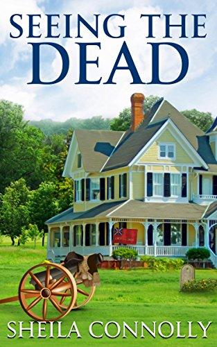 book cover of Seeing the Dead