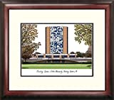 Bowling Green State Falcons Framed Lithograph Print
