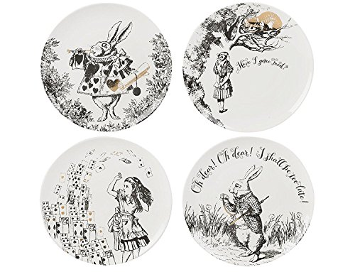 Creative Tops V&a Alice In Wonderland China Set