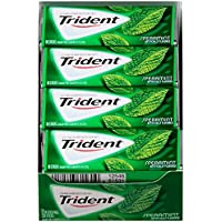 12-Pack Trident Sugar Free Spearmint Gum (18-Count)
