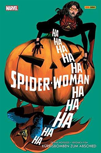 Spider-Woman: Bd. 3 (2. Serie): Kürbisbomben zum Abschied