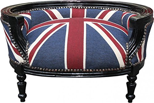 Casa-Padrino-Baroque-Cats-Dogs-sofa-Union-Jack-Black-Dog-Bed-Cat-Bed
