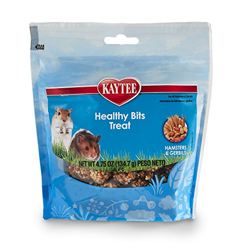 Kaytee Healthy Bits Hamster Treat, 4.75 - Healthy Bits Healthy