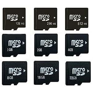ARBUYSHOP mayor 5pcs / tarjeta de memoria mucho Clase tarjeta SD de 4 GB 8 GB 16 GB 32 GB 64 GB Micro 6 Clase 10 TF tarjeta de adaptador libre del lector de tarjetas +