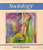 Sociology, Popenoe, David, 0138204659