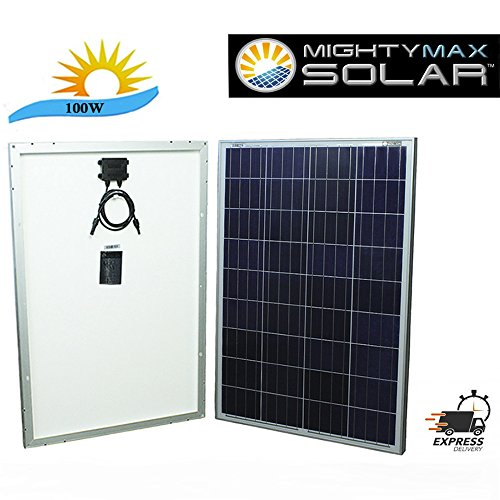 Rv Solar Battery Charger - 2