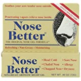 Nose Better Non-Greasy Aromatic Relief Gel .46 oz