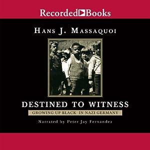 Destined to Witness   Livre audio