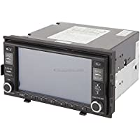 Reman OEM In-Dash Navigation Unit For Nissan Altima 2008 2009 - BuyAutoParts 18-60239R Remanufactured