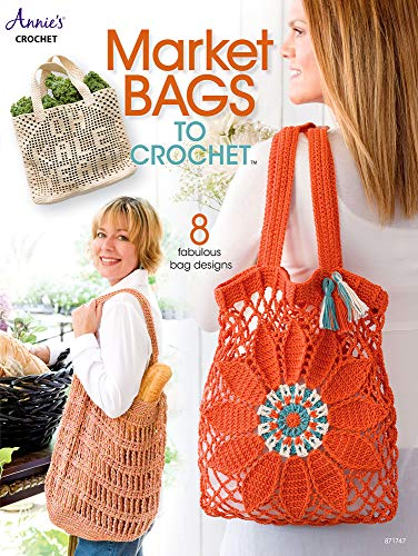 Handbag Annie - Market Bags to Crochet