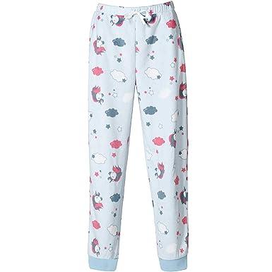 meilleur service 60d91 83eb0 Love to Sleep Women's Fleece Pyjama Bottoms Lounge Pants Jogger Style