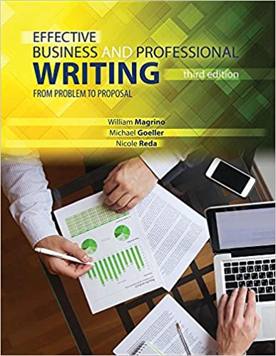 amazon com effective business and professional writing from