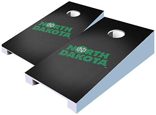 AJJ Cornhole 111-NorthDakotaSlantedTT North Dakota Slanted Tabletop Cornhole - North 111