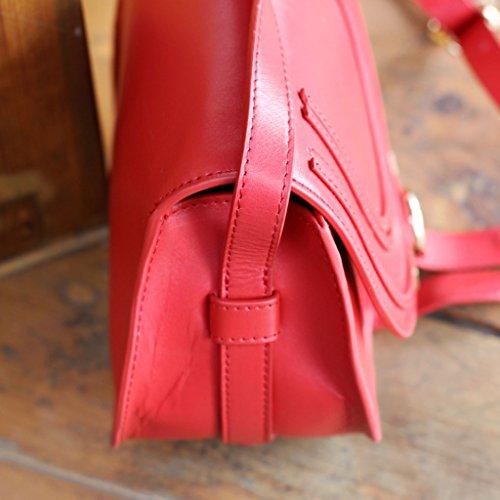 de Véritable Mode Frais la Femme Cuir Tête Selle La de de qualité Sac bag personnalisé Nouvelle fashion privé en Sac de en Haute Couche LF Diagonale épaule Rg4zqwPn