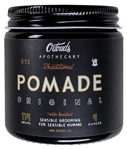 O'Douds - Traditional Pomade (Original Hold, Bay Rum) (Original Pomade)