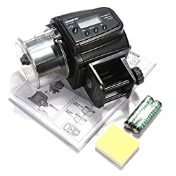 MECO(TM) Aquarium Automatic Fish Food Tank Feeder Timer (With Battery)