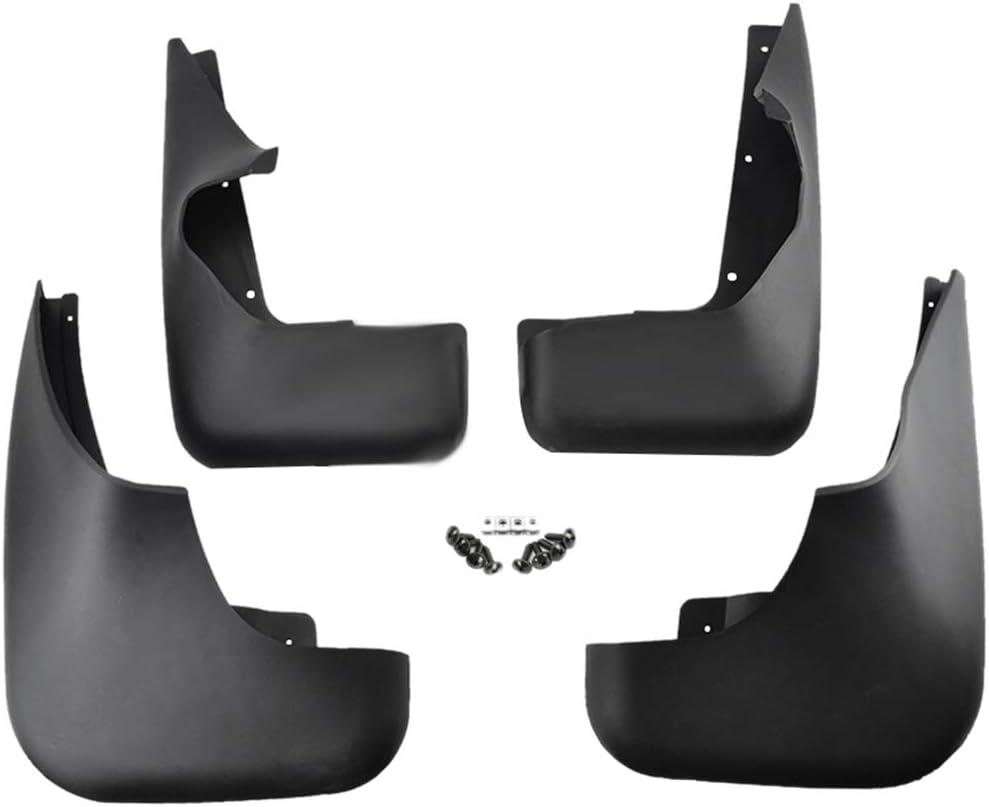 ZYTZK@ Auto parts mudguardCar Front Rear Mud Flap Splash Guards Fender,For for BMW X5 E53 2000-2006