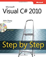 Microsoft Visual C# 2010 Step by Step Front Cover