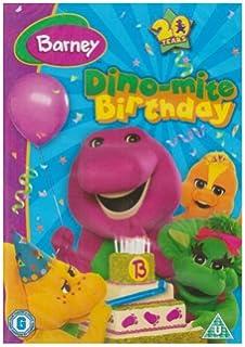 Barney Animal Abc Dvd 2009 Amazoncouk Dvd Blu Ray