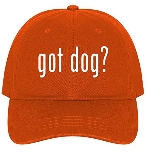 The Town Butler got Dog? - A Nice Comfortable Adjustable Dad Hat Cap, Orange