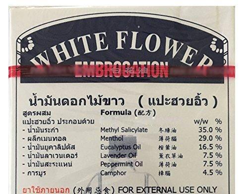 White Flower Balm Oil 20ml by White Flower