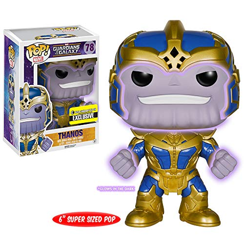 Guardians of the Galaxy Exclusive POP Thanos Bobble Head Vin