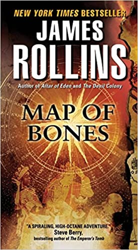 Map Of Bones Amazon.com: Map of Bones (Sigma Force) (9780062017857): James