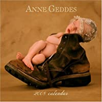 Anne Geddes A Labour of Love: 2008 Mini Wall Calendar
