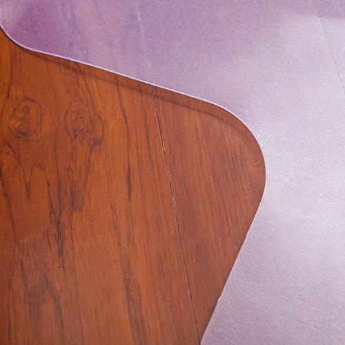 Mysuntown Office Chair Mat For Hardwood Floor Anti Slip