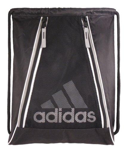 adidas  Stance 5132107 Duffle Bag,Black/Greyhound,One Size