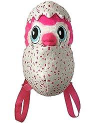 Hatchimals Eggciting Stuffed Penguala 14-inch Backpack