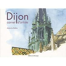 DIJON CARNET D'ARTISTE