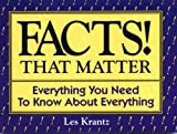 Facts That Matter, Les Krantz, 0843135239