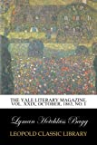 img - for The Yale literary magazine. Vol. XXIX, October, 1863, No. I book / textbook / text book
