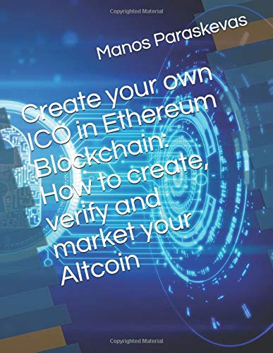 how to create my own cryptocurrency ico