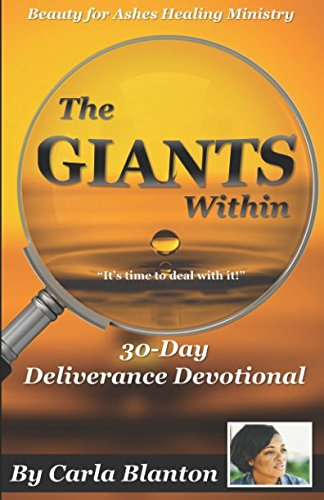 Download The Giants Within: 30-Day Deliverance Devotional pdf epub