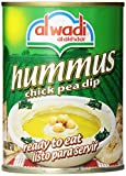 Al Wadi Hummus Chick Pea Dip, 14.2-Ounce (Pack of 12)