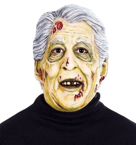 Paper Magic Men's Zombie Presidents Thrill Clinton Mask,