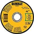 DEWALT DWA8051C Masonry Cut-Off Wheel, 4-1/2-Inch X .045-Inch X 7/8-Inch