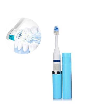 Pawaca Sonic cepillo de dientes eléctrico, limpieza profunda de Slim – Cepillo de dientes eléctrico