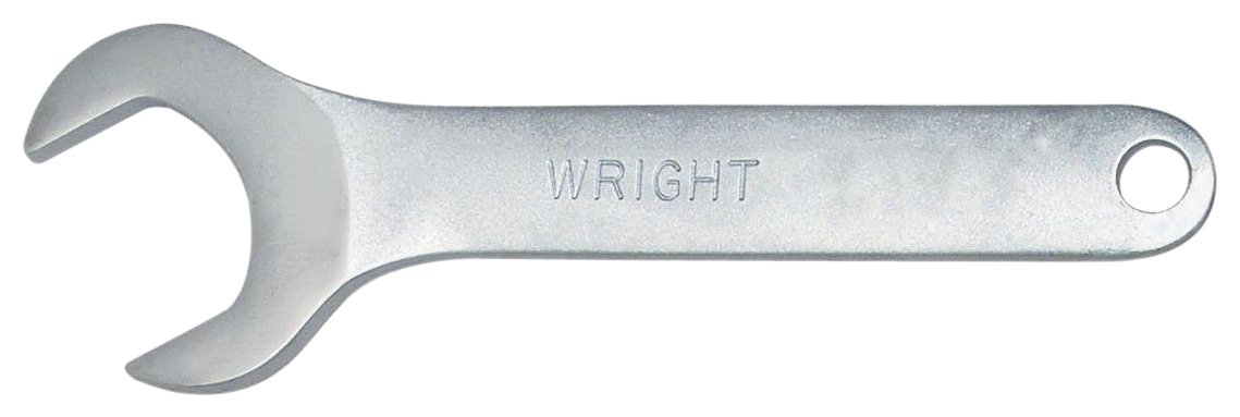 Wright Tool 1440 Satin Finish 30 Degree Angle Service Wrench, 1-1/4'' by Wright Tool