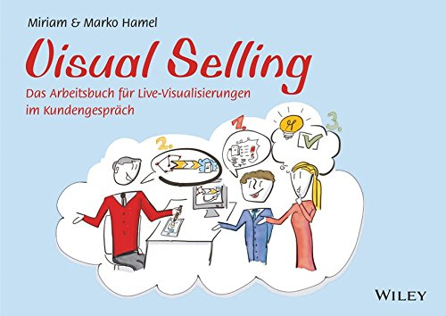 Visual Selling: Das Arbeitsbuch für Live-Visualisierungen im Kundengespräch