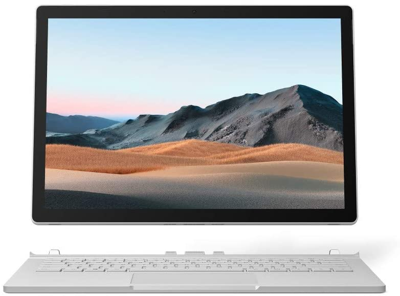 Microsoft Surface Book 3 (SMG-00001) | 15in (3240 x 2160) Touch-Screen | Intel Core i7 Processor | 16GB RAM | 256TB SSD Storage | Windows 10 Pro | GeForce GTX 1660 GPU