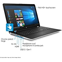 HP 17-bs019ds Intel Core i3-7100, 2TB HDD, 17.3 HD+ Touch-Screen Laptop (Certified Refurbished)