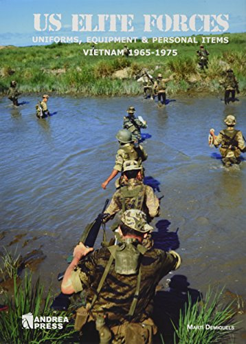 US Elite Forces: Uniforms, Equipment & Personal Items. Vietnam - Forces Uniforms Armed